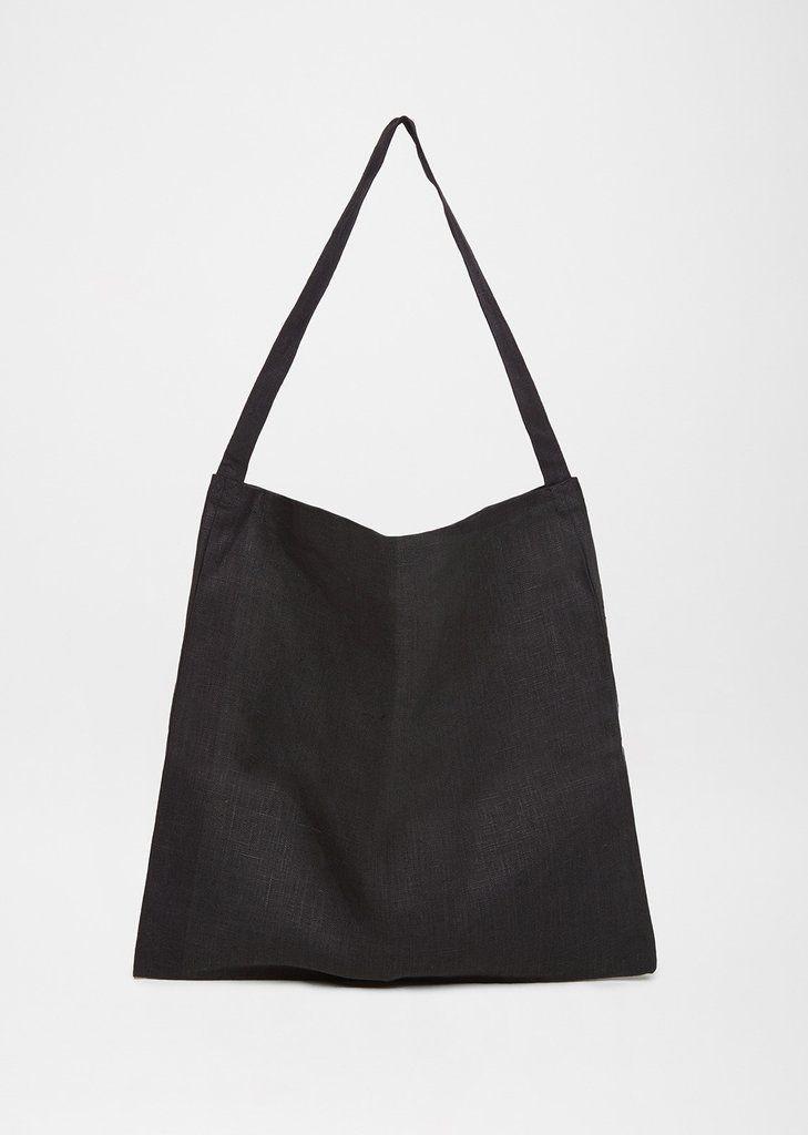 Shop Johann Crossbody bag from Fog Linen Work at La GarÁonne. La GarÁonne offers curated designer goods from luxury and emerging designers.
