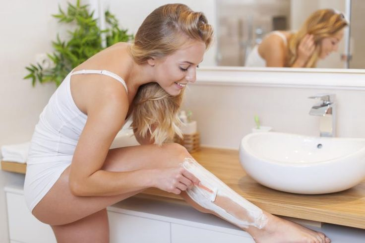 How to Heal Shave Bumps on Legs