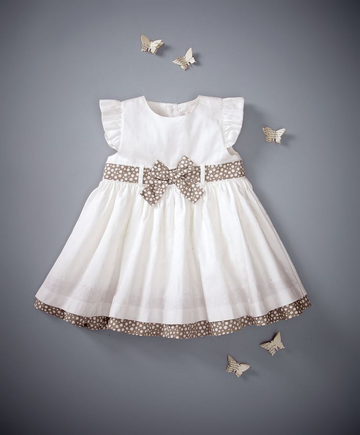 Jaquard Dress - Special Occasion & Christening - Mamas & Papas