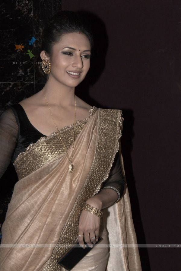 Divyanka Tripathi at KBM Jersey launch party