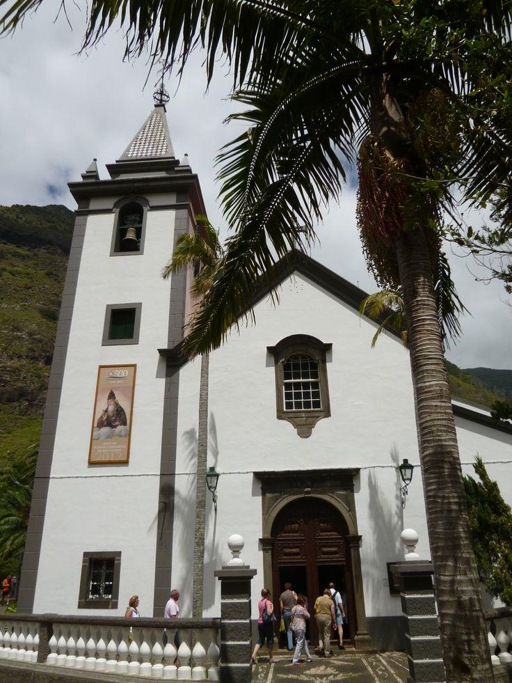 """Igreja Matriz de Sao Vicente"", Sao Vicente, Madeira Portugal (Luglio)"