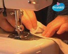 Comment faire l'ourlet d'un rideau
