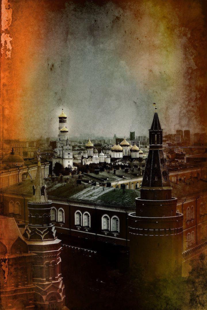 Москва. Кремль. фото: Ирина Майсова