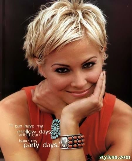 I want to color and cut my hair like this!! I think I must! Stylish and best Short Hairstyles 2014