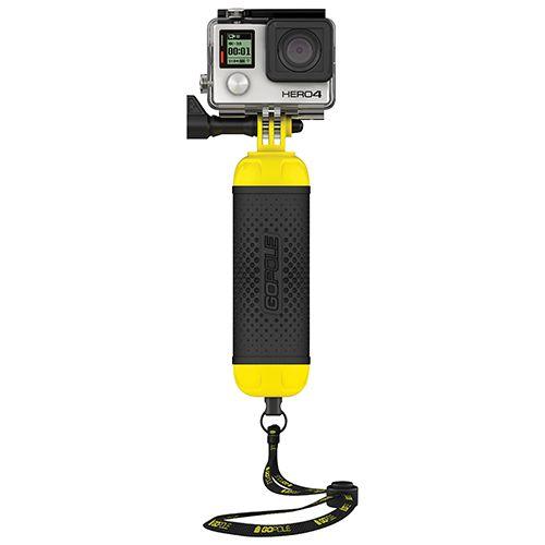 Poignée flottante Bobber de GoPole pour caméras GoPro (GPB-2) : Perches à égoportrait et poignées - Best Buy Canada