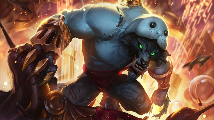 Urf the Manatee (Warwick) | League of Legends
