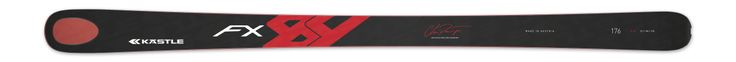 www.kaestle-ski.com/en/  From the new FX line: metal laminate, all mountain, freeride ski. An all-around, nimble ski for a variety of on-mountain terrain and snow conditions. Woodcore: ash/silver fir, Early Rise Tip, Standard Camber, Hook Free Shovel and Tail, msrp: $999