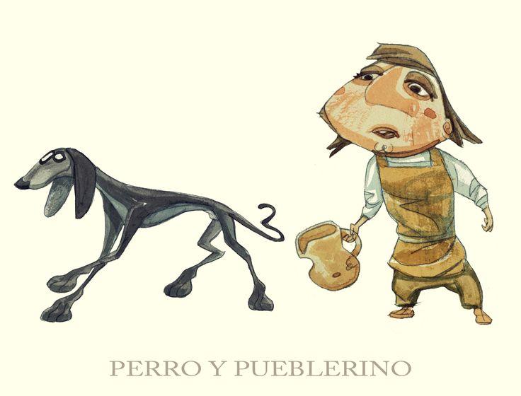 DOG AND PEASANT
