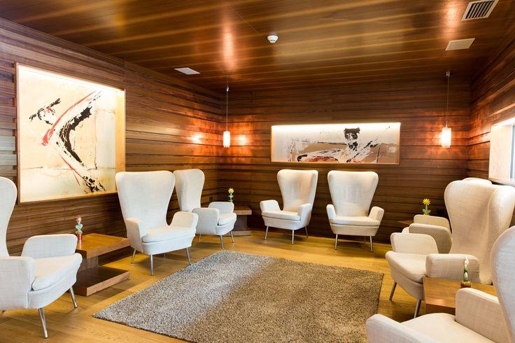 Gemütliche Lounge im Hotel Feldhof****s