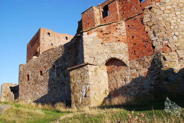 #hammershus #ruin #mittelalter #bornholm #festung #fortress #medieval