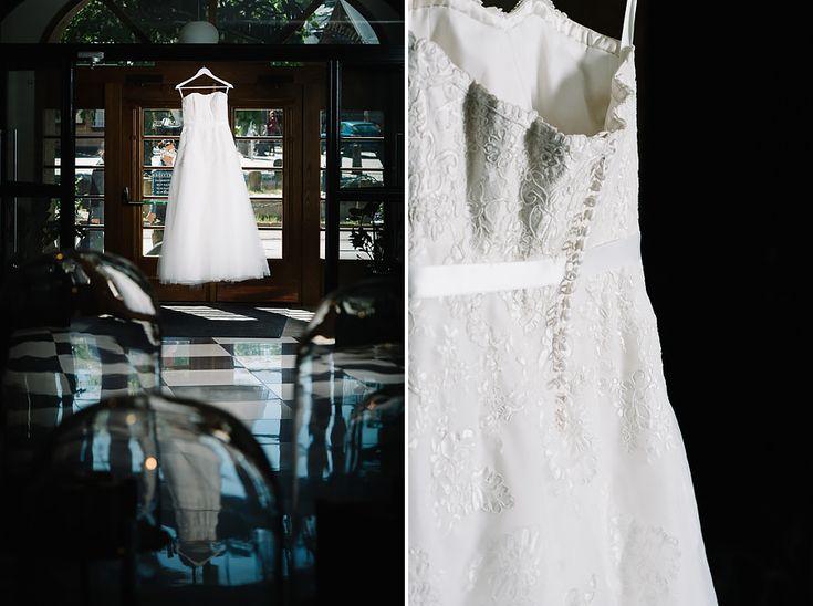 Brudklänning 2014. Fotograf David Berg