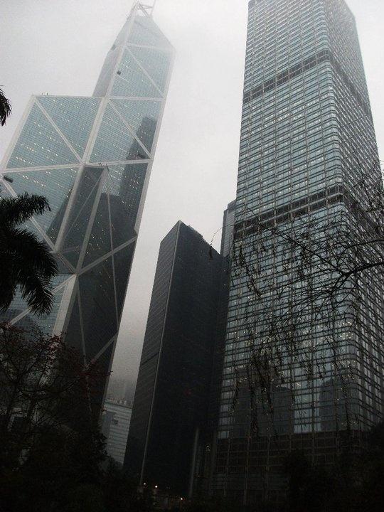 Hong Kong mist.