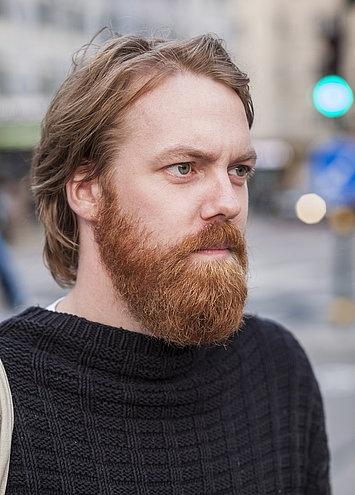 Long Full Beard Styles Men S Hair Pinterest