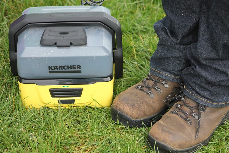 Kärcher OC3 Portable Cleaner Review