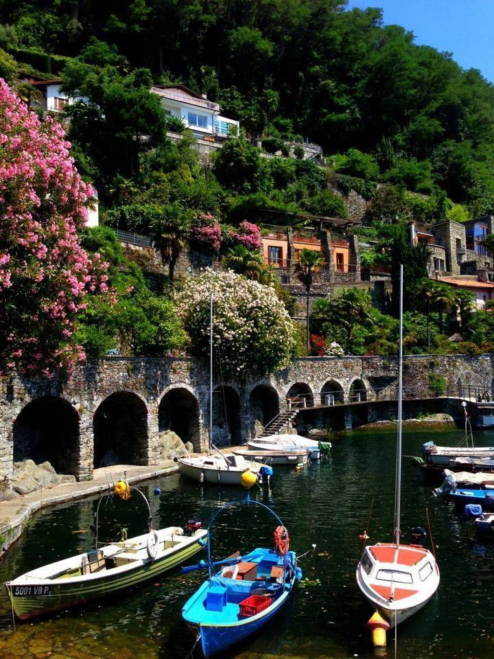 Lago Maggiore - Intra.