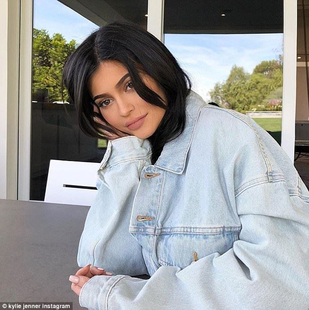 Reclusive: Kylie Jenner is living life low-key as she prepares for the arrival of her firs...