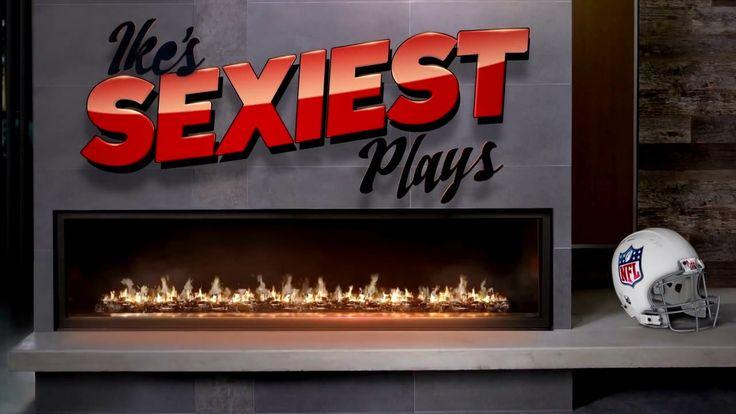 Ike's Sexiest Plays-NFL Network - GFX By Beau DeSilva