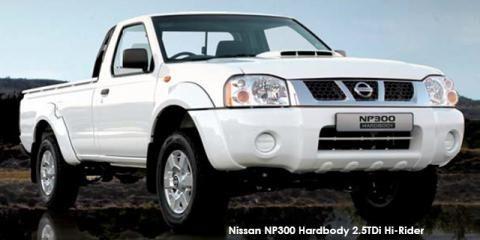 Nissan NP300 Hardbody 2.5TDi 4x4