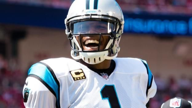 Cam Newton: NFL quarterback apologises for comment to Jourdan Rodrigue