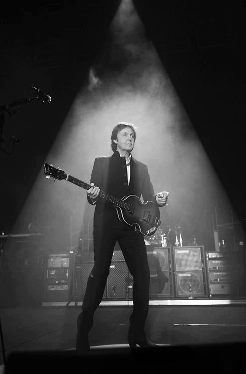 Paul McCartney. Seeing him live tomorrow 7/14 in Indianapolis.