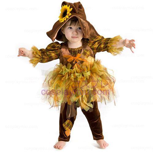 Espie o Espantalho traje infantil / criança