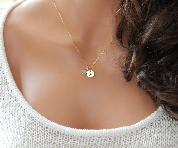 Hey, I found this really awesome Etsy listing at https://www.etsy.com/listing/260227117/personalized-initial-necklace-hand