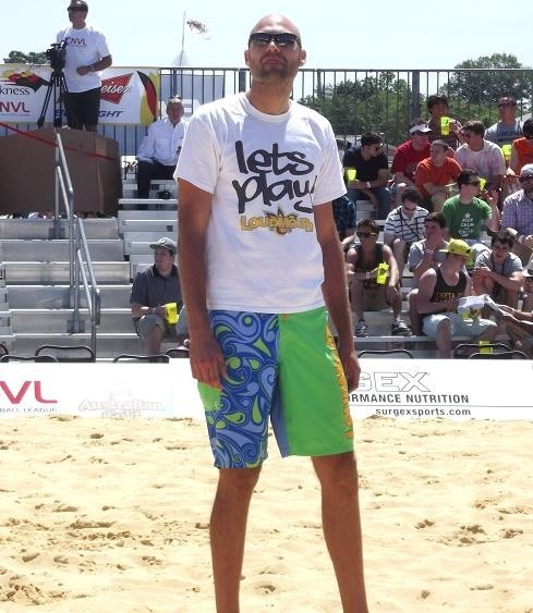 Phil Dalhausser had hoped to land the #1 Olympics ranking... (article)