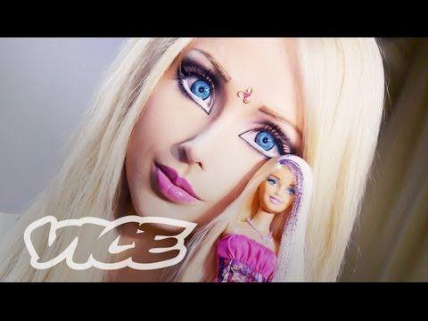 Real Life Ukrainian Barbie (Full Length) - YouTube