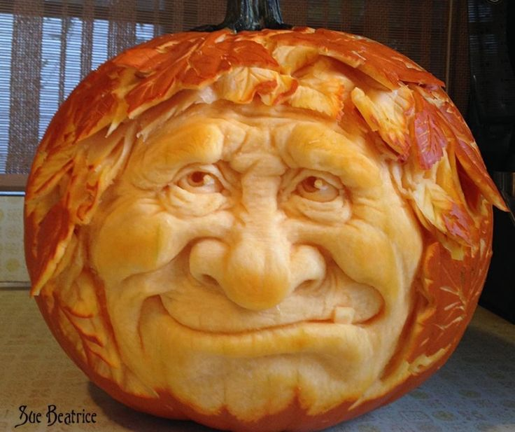 pumpkin carving by Pumpkin Sculpt USA 8 - Copy