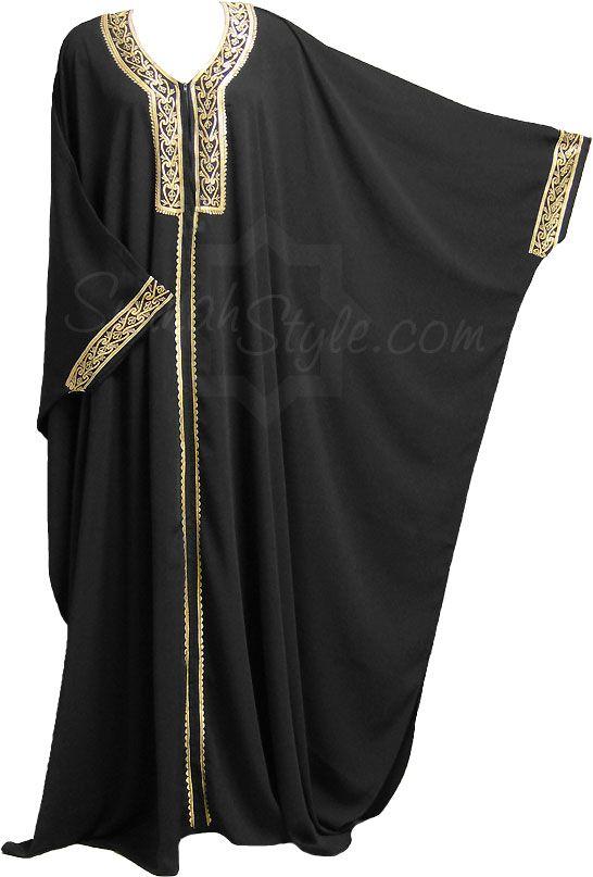 Saudi abayas | Desert Sands Bisht Abaya from Sunnahstyle.com)