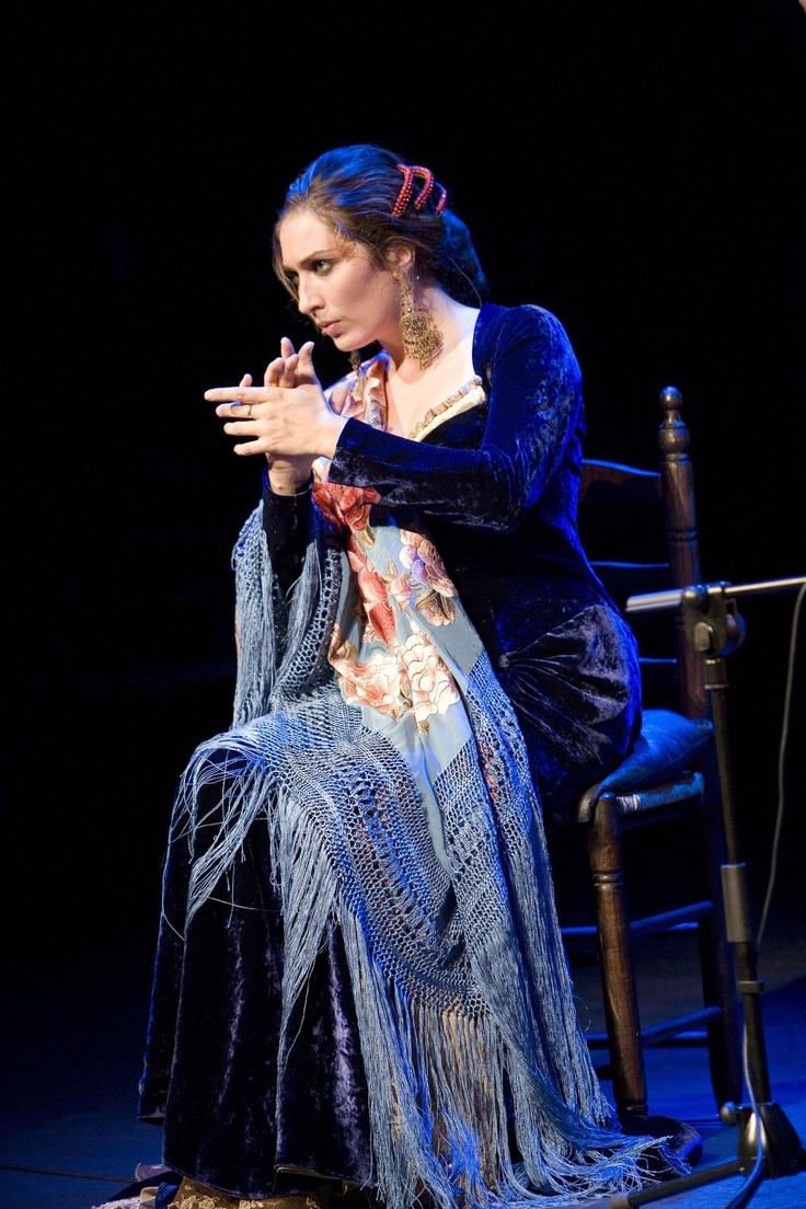 estrella Morente, cantaora de flamenco