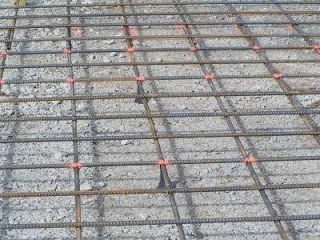 Concrete Scanning Services Location of Rebar in a Reinforced