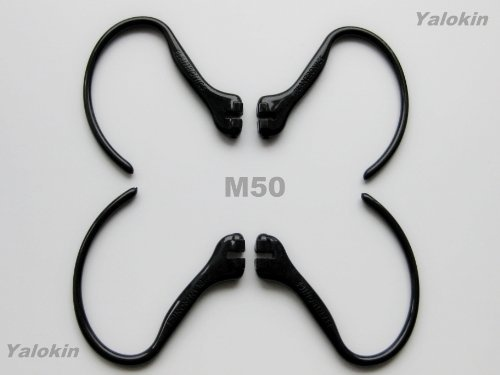 4 x New Black Ear Hooks Loops Clips for Plantronics M50 Bluetooth Headset by Mandrin. $9.99. Save 41% Off!. http://yourdailydream.or... http://computer-s.com/headsets/plantronics-m50-review/