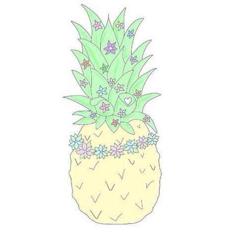 pineapple tumblr - Sök på Google