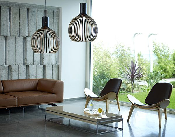 Secto Design Seppo Koho 4240 in black (http://www.replicalights.com.au/replica-seppo-koho-octo-wood-pendant-light/)
