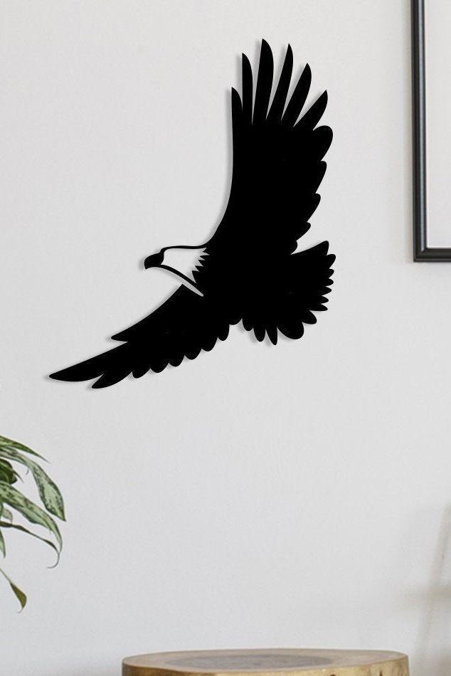 Ditcowest Metal Art American Eagle Design Metal American Eagle Wall Hanging Housewarming Eagle Art Decor American Eagle Metal Sculpture In 2020 Eagle Metal Wall Art Metal Sculpture Metal Art Decor