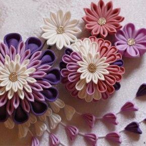 大輪の華、加織屋のはんくす、小花
