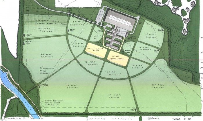 The 25 best horse farm layout ideas on pinterest for Small horse farm plans