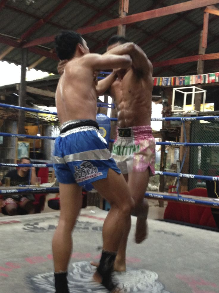 www.ruffstuff.co  clinching, thai style. Bangkok