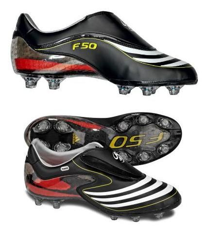 adidas f50 tunit -- I've lived in the white version of these for 4 years. Their about shot but I love them.
