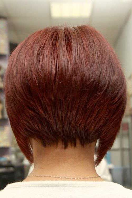 Tremendous 1000 Ideas About Bob Back View On Pinterest Undercut Bobs And Short Hairstyles For Black Women Fulllsitofus