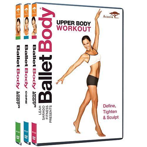 Ballet Body Workout DVD Review - http://smslwithheidi.com/2013/04/ballet-body-workout-dvd-review.html