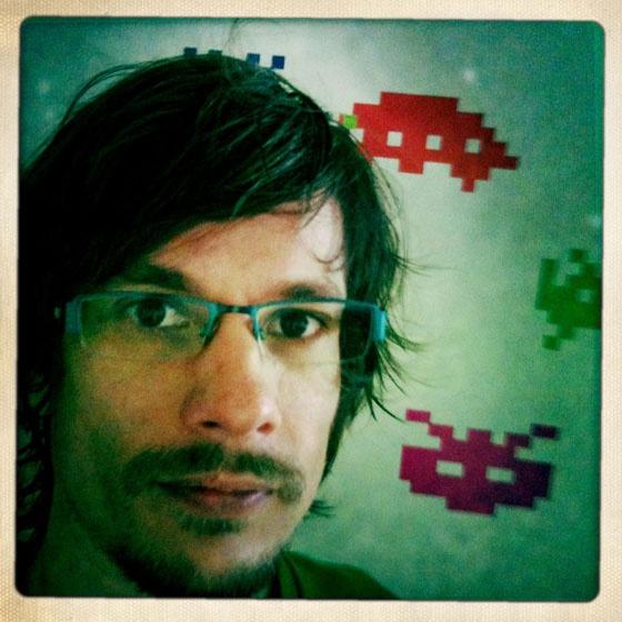 Meet Peter, our Art Director.