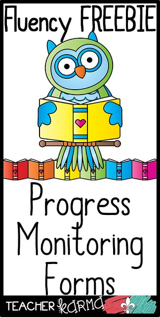 Fluency FREEBIE from Teacher KARMA    If your student is struggling with reading fluency or if you just want to monitor reading speed and accuracy grab this freebie... Get a FREE set of Fluency Progress Monitoring Forms that are perfect for reading intervention and RTI documentation.  Please click here to get the FREE Fluency Progress Monitoring Tools.  Best wishes!   free fluency progress monitoring forms progress monitoring reading fluency rti fluency teacherkarma.com
