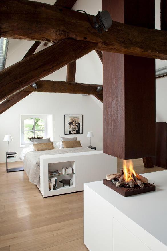 Schlafzimmer unter dem Dach – Bild 11