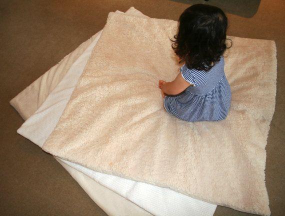 Floor Play Mat / Teepee Base Mat for Children  As seen by joyjoie, $65.00