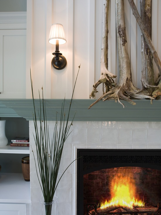 28 Best Images About Board Amp Batten Fireplace On