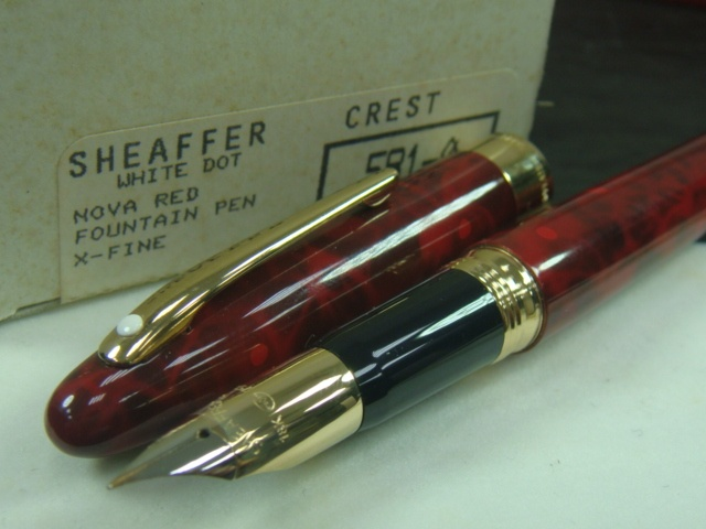 Best paper writing vintage fountain pens uk