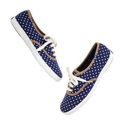Keds® x Madewell Polka-Dot SneakersMadewell Polka Dots, Fashion Shoes, Madewell Polkadot, Style, Polka Dots Sneakers, Closets, Clothing, Dots Keds, Polkadot Sneakers