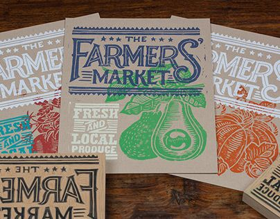 The Farmers Market Collection is inspired by my love for fresh and locally…                                                                                                                                                                                 More
